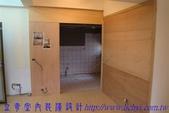 公寓舊屋翻新:裝修木作工程 (42
