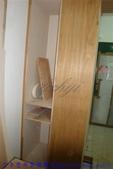鍾公館電梯華廈舊屋翻新:玄關收納櫃裝