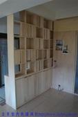 公寓舊屋翻新:裝修木作工程 (79