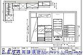 中壢康橋新幹線裝修工程:電視櫃造型鞋