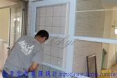 公寓舊屋翻新:裝修玻璃工程 (7