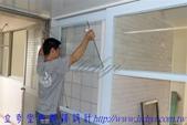 公寓舊屋翻新:裝修玻璃工程 (8