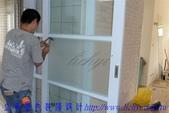 公寓舊屋翻新:裝修玻璃工程 (9