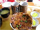 北海道冬之旅2/5:元祖豬排飯