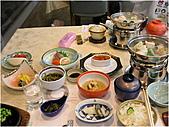 北海道冬之旅2/5:觀月苑晚餐