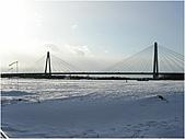 北海道冬之旅2/5:十勝川大橋