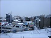 北海道冬之旅2/5:清晨的札幌站