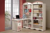 兒童床組:641-2 3尺開放書櫥(有抽).jpg