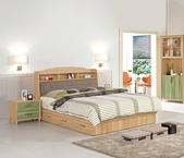 GL-617:617-1 5尺書架型雙人床.jpg
