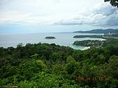 泰國普吉島映像:view point of south phuket