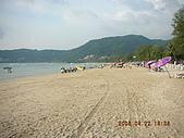 泰國普吉島映像:patong beach