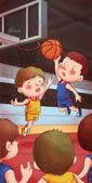 插圖.插畫.可愛風.繪畫:9籃球.jpg