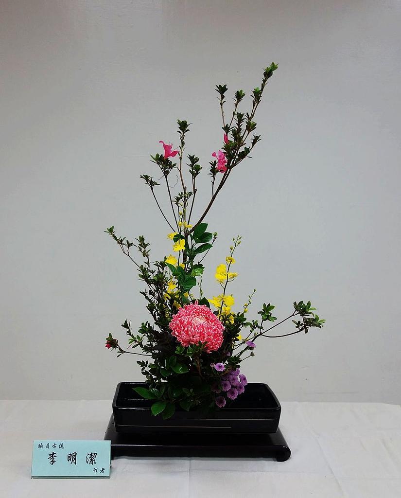 映月古流插花課2013/9/26:DSC02752.jpg