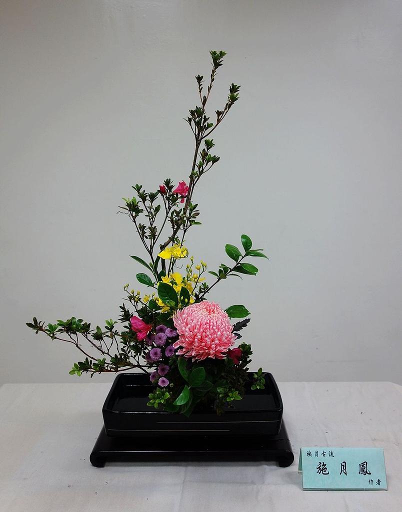 映月古流插花課2013/9/26:DSC02783.jpg