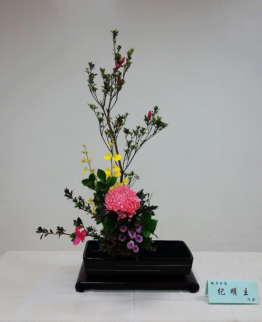 映月古流插花課2013/9/26:DSC02755.jpg