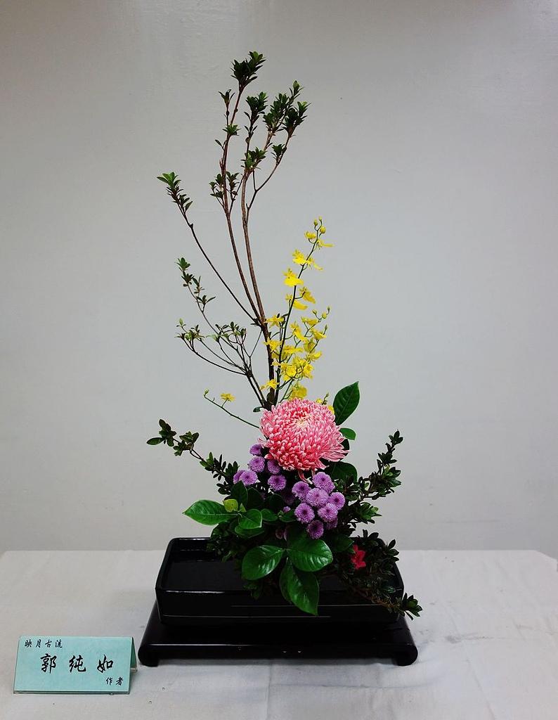 映月古流插花課2013/9/26:DSC02796.jpg