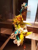 台南大員皇冠假日酒店:糖雕藝術