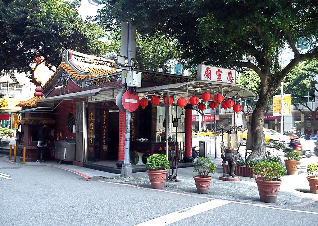 01應靈廟.jpg - 台北市三張犁應靈廟(應靈仙童廟)