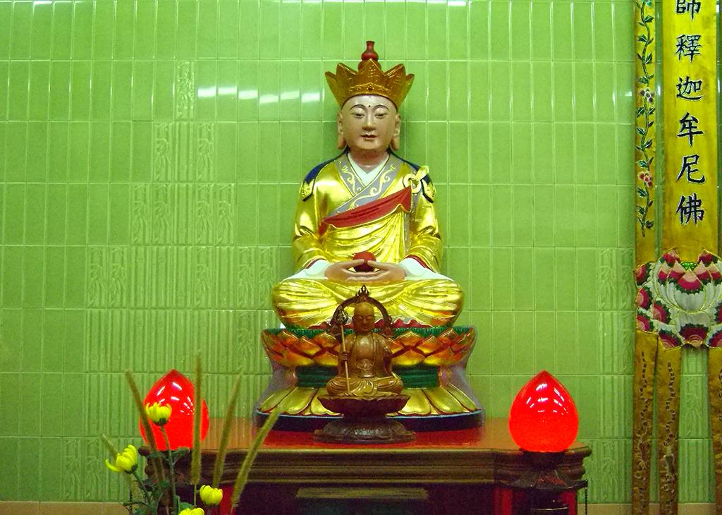 14右地藏王菩薩.jpg - 台灣省城隍廟
