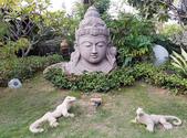 廈門日月谷溫泉渡假村:11峇里島石雕.jpg