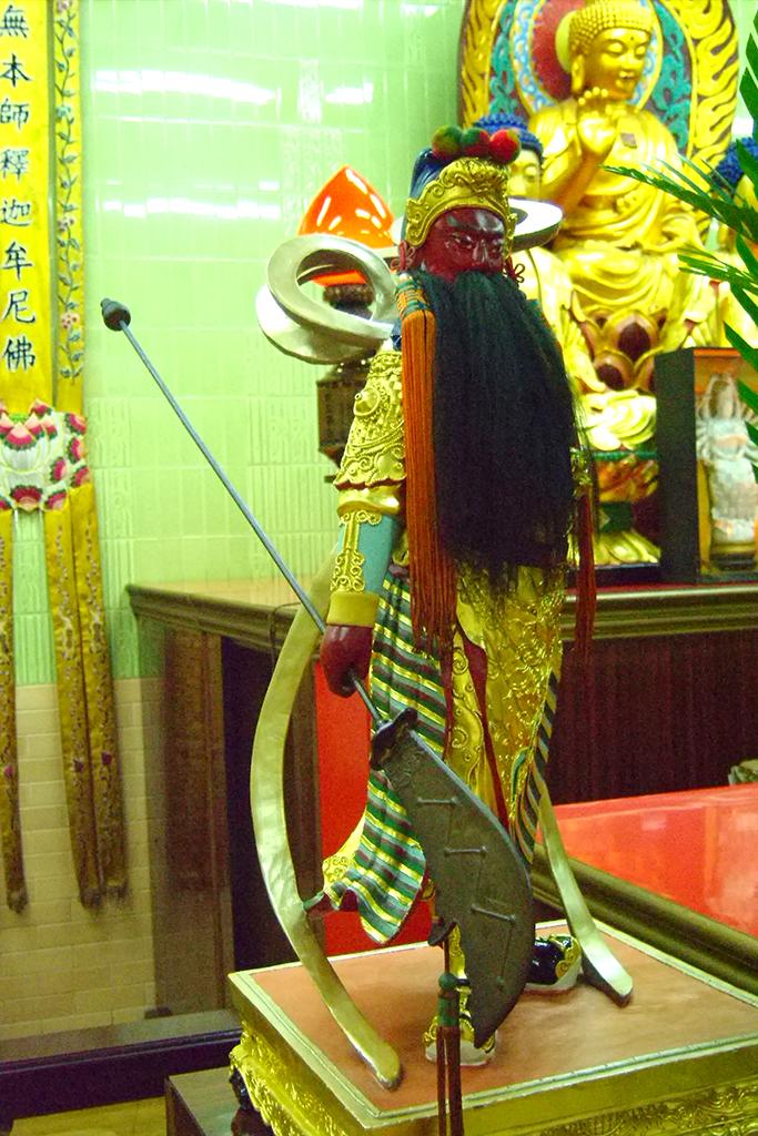 13-2伽藍.jpg - 台灣省城隍廟