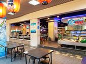 西門町馬林漁生猛海鮮100專賣店:02馬林漁走廊區.jpg