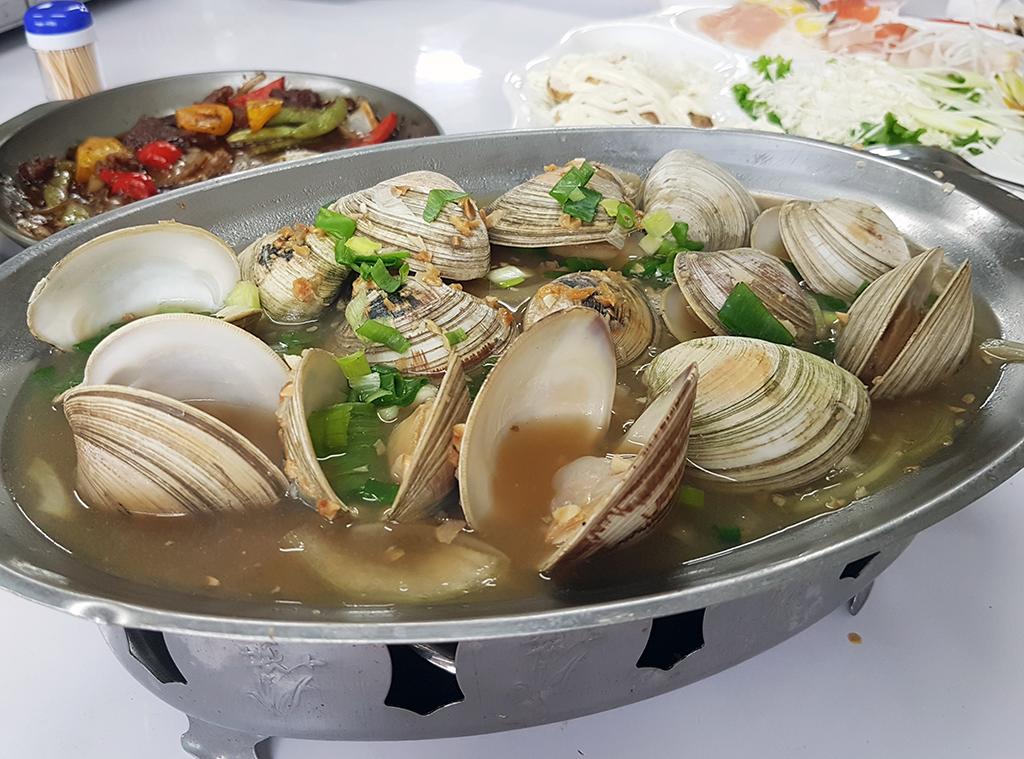 11蒜泥白玉蛤.jpg - 竹南漁泉海鮮料理