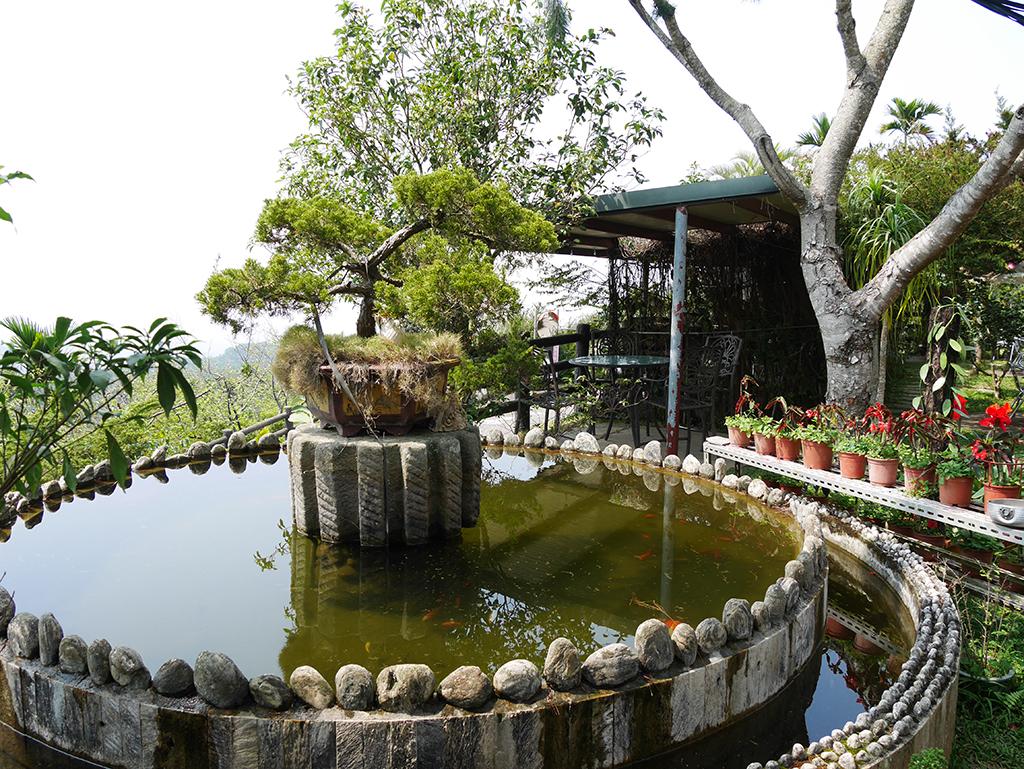 07水池造景.jpg - 雲林古坑海宴休閒農莊