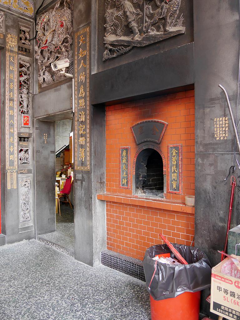 31三樓左前設金爐.jpg - 苗栗天雲廟