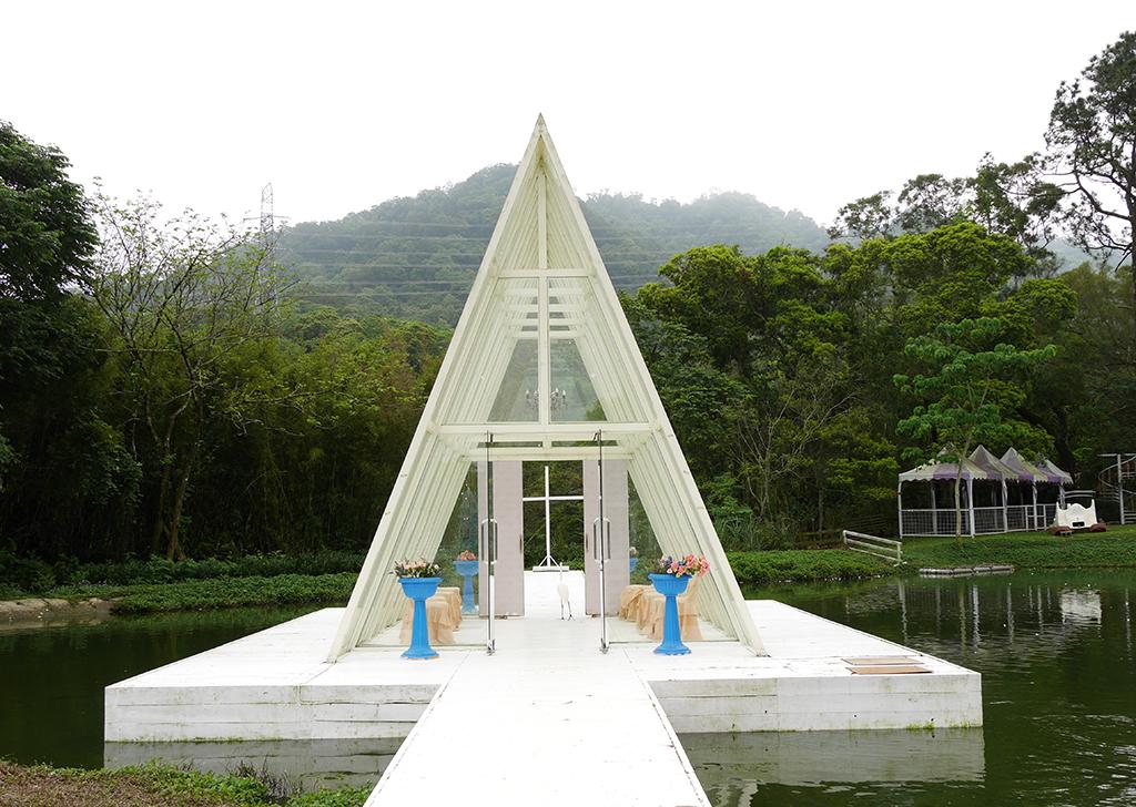 15水晶教堂.jpg - 桃園大溪富田香草休閒農場