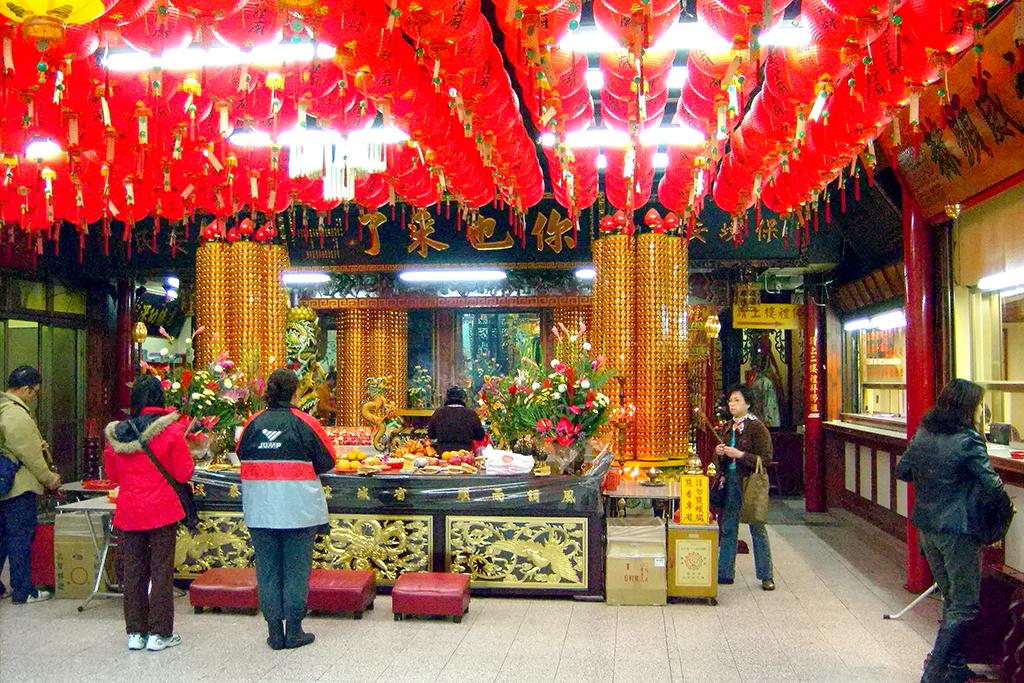 03拜殿.jpg - 台灣省城隍廟