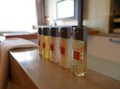 台南大員皇冠假日酒店:義大利貝佳斯(Borghese)SPA沐浴用品