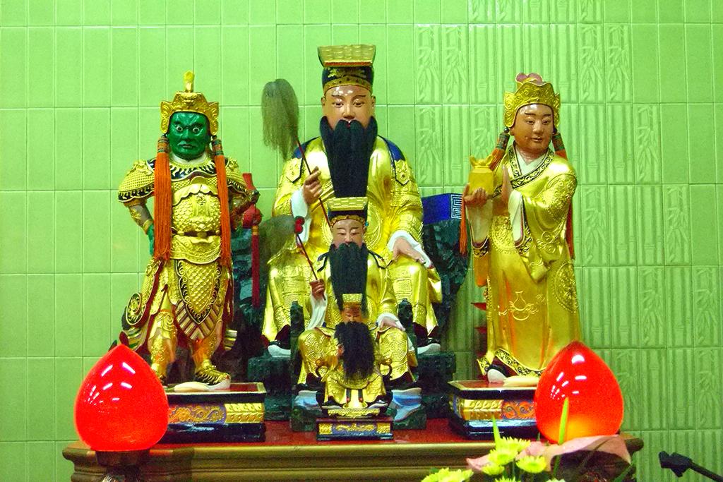 15左二孚佑帝君.jpg - 台灣省城隍廟
