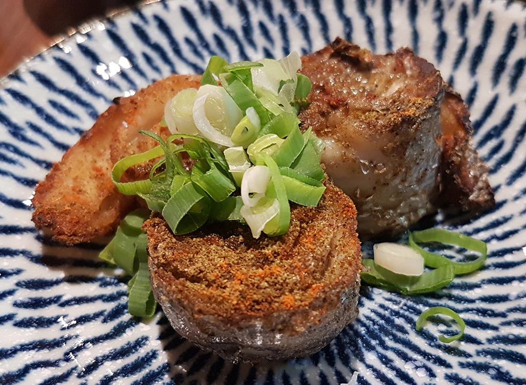 14烤白帶魚.jpg - 板橋市建水雲南燒烤