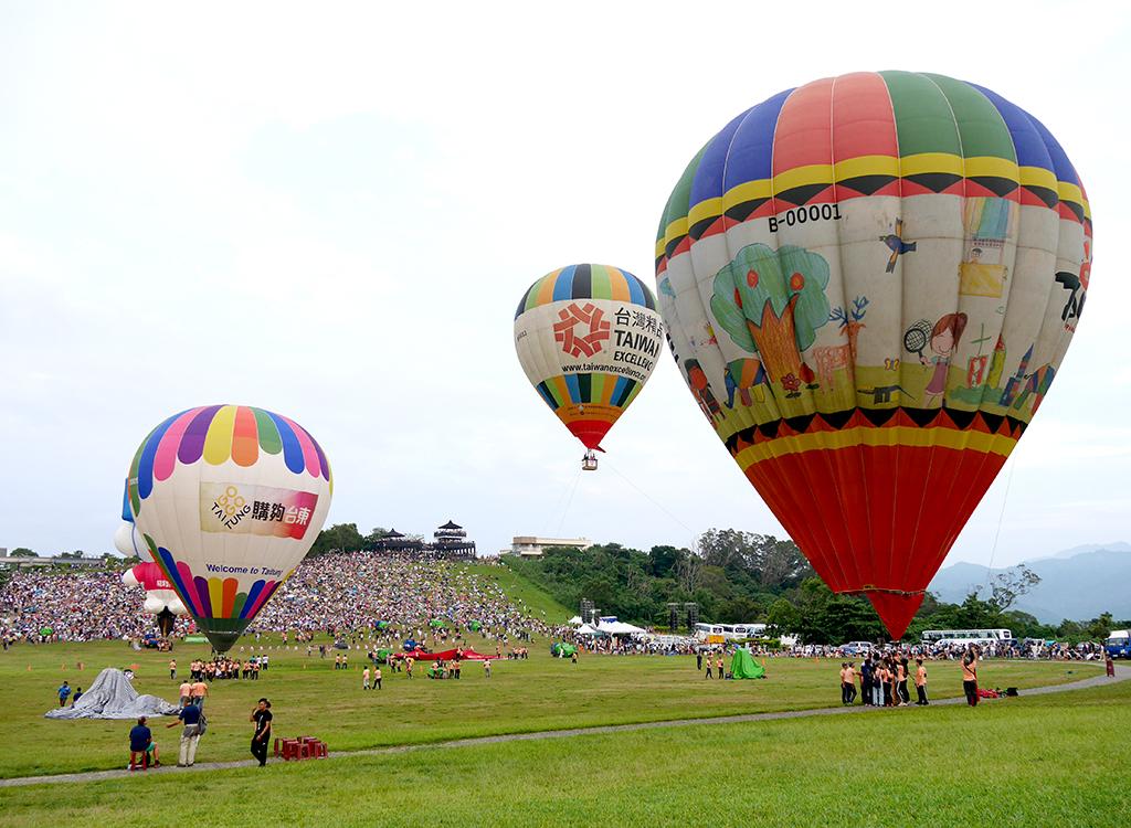 13熱氣球試飛.jpg - 台東二日遊 達人帶路