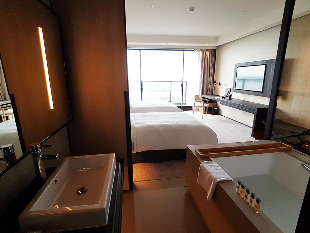 台南大員皇冠假日酒店:標準客房