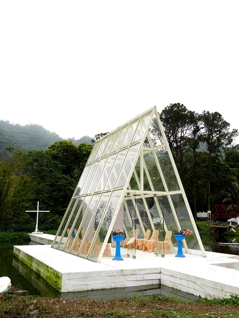 17水晶教堂.jpg - 桃園大溪富田香草休閒農場