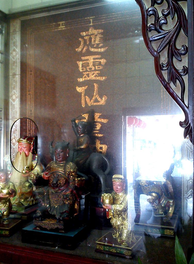 03應靈廟.jpg - 台北市三張犁應靈廟(應靈仙童廟)