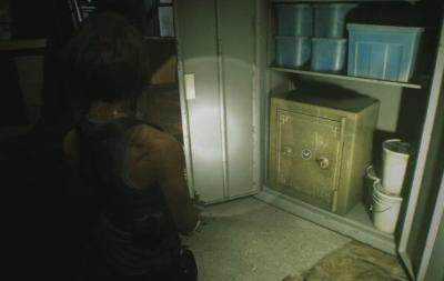 「惡靈古堡3 重製版」保險箱密碼全攻略