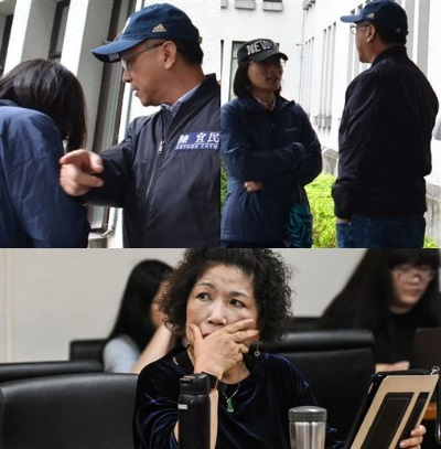 「葉毓蘭態度轉變了」看完陳宜民影片,應該向警察道歉