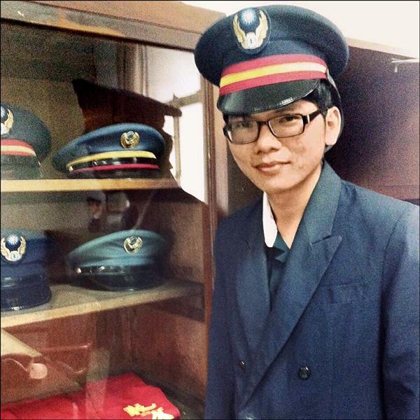 「殉職消防隊員」27歲曾重仁,台灣打火英雄永不忘記