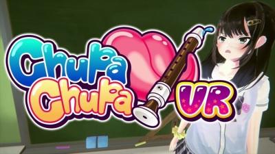 「Chupa Chupa VR」成人遊戲,神不知鬼不覺地舔舔!