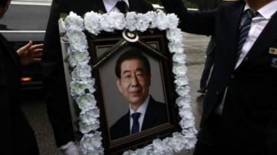 「首爾市長身亡」韓國朴元淳對其性騷擾控訴才剛開始