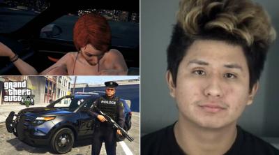 「性侵少女」GTA5玩家沒關麥,遭線上對手報警逮捕