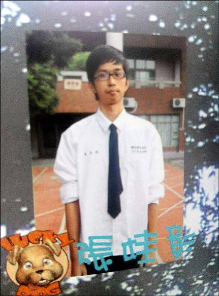 「殉職消防隊員」22歲張桂彰,台灣打火英雄永不忘記