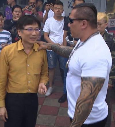 「有事衝我來」詹江村轟格鬥賽與館長隔空互嗆,原因:吃屎哥游兆霖