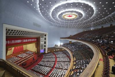 「港版國安法」中國第13屆大會,反中亂港勢力鼓吹破壞國家統一?