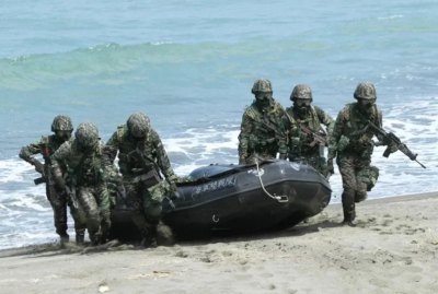 「阿瑪勒道卡度」好消息!海軍命危中士已移除葉克膜