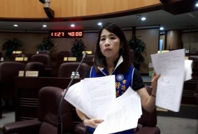 「舒翠玲被聲押」國民黨桃市議員涉詐1090萬元助理費