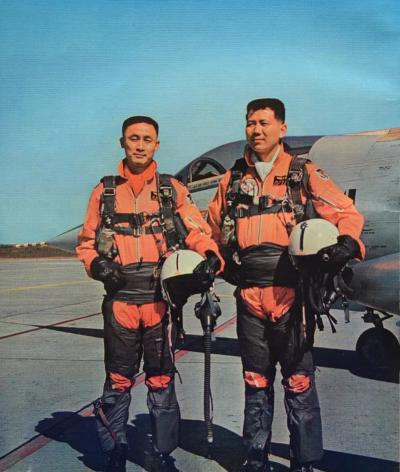 「石貝波辭世」台海最後空戰擊落共機,結束傳奇一生英雄